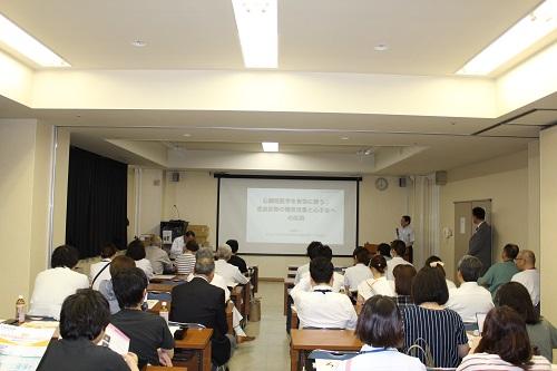 核医学講演会